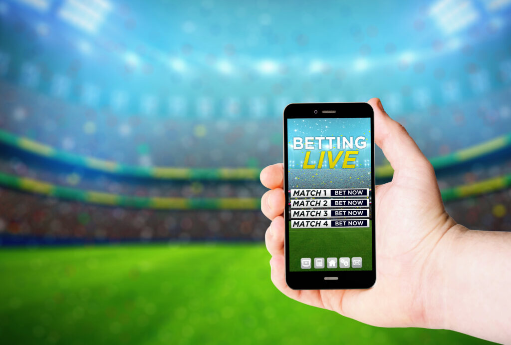 In-Play Live Betting on Sports Online
